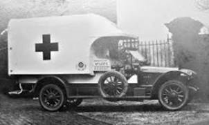 Ambulance ww1